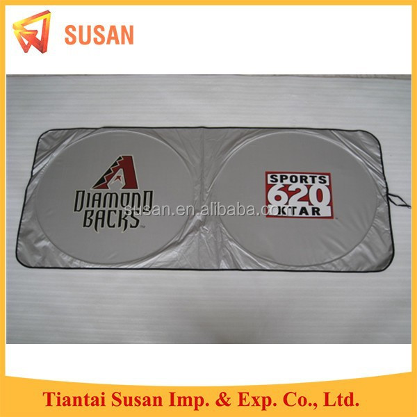 promotion front sunshade car accessories made in china
