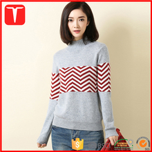 Latest design woolen ladies sweaters for