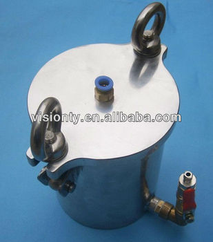 Manufacture carbon steel pressure tank/dispensing stainless steel pressure tank