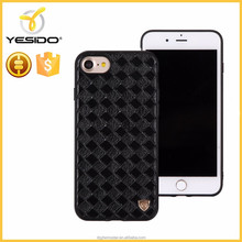 Yesido Bulk Flip PU leather and TPU PC cell phone case for iPhone 7