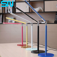 Top sale led reading lamp DC5v 3W creative fashion USB night light rechargeable LED lamp folding table lamp YCYP49