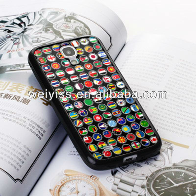 High Quality TPU Cell Phone Case For Samsung S4/Galaxy Pocket Duos Mobile Phone Case