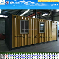 china suppliers shipping container office/mobile home/shipping container home