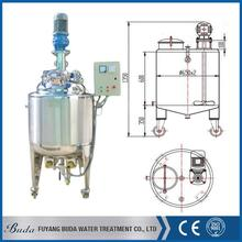 Factory supplied mixing tank specifications, stirring and mixing tank, mixing tank for sale