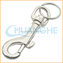 China suppliers sales high quality zinc alloy spring snap hook