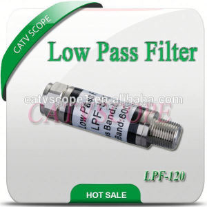 CATV High quality Low Pass Filter LPF 216 /5-216MHz pass filter,band pass filter