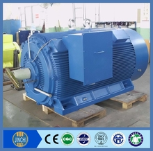 rolling mine Motors ac induction motor Y2HV500-6 1000KW 6KV squirrel cage induction motor