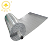 Aluminium bubble foil roll thermal roof insulation material for building and construction