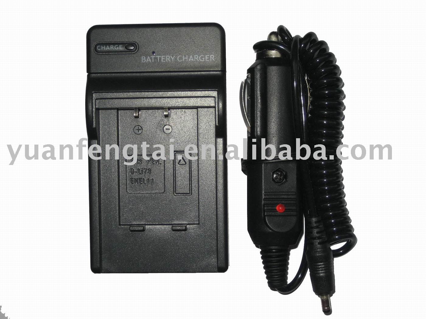 D-Li78 Camera Charger Digital Camera Battery Charger for Pentax D-Li78