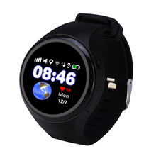 GPS WIFI LBS AGPS tracking Children old man T88 Smart watch SOS Passometer watch Phone for ios android for baby