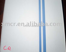 PVC Slats For Vertical Blinds(with color stripe)