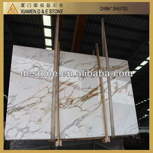 Calacatta Gold Marble Slabs Price