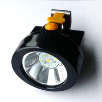 Rechargeable LED Mining Cap Lamp Miner Light