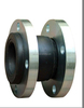 Single sphere flanged type rubber expansion joint