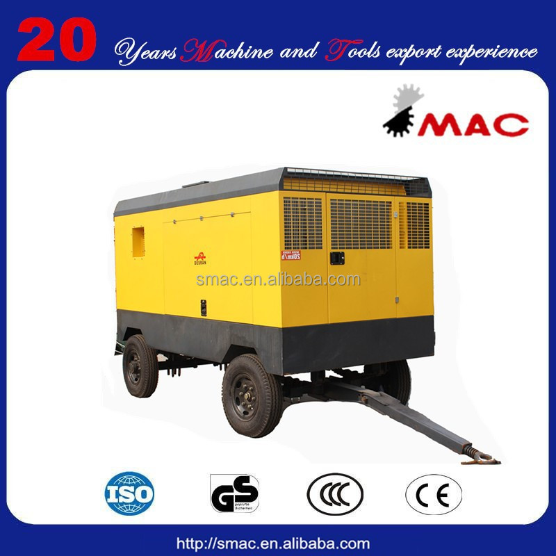 132KW 8bar electric screw silent air compressor SMPE-22/8