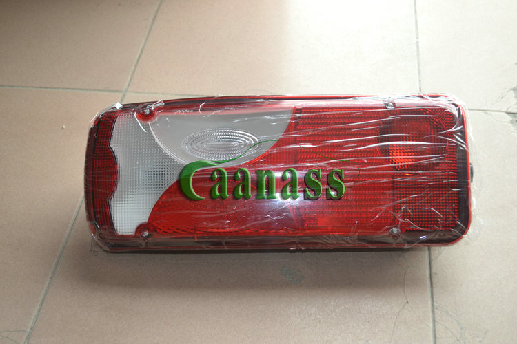 Aftermarket commercial truck back tail lights