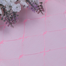 Polyester Jacquard Lightweight Cloth Netting Mesh Fabric