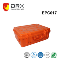 Customized color intrument plastic case with good anti pressure ability