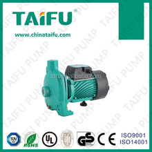 TCP158 2015 TAIFU new 1hp electric farm agricultural irrigation centrifugal water pump long distance