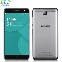 New arrival cheap Doogee x7 pro original mobile phone 16gb smartphone gold black silver best quality cellphone