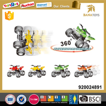 High quality mini 4wd diecast model truck