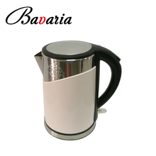 Hot Sales Double Wall Cool Touch Electric Kettle 304 Stainless Steel 1.8L