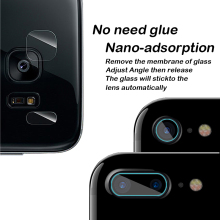 Camera Lens Protective Protector Cover For iPhone X 8 7 6 6S Plus Samsung Galaxy Note 8 5 S8 S7 S6 Edge Tempered Glass Film