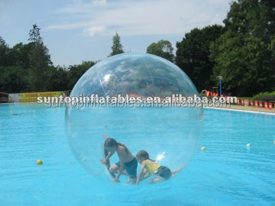Inflatable water <strong>ball</strong>/ water walking <strong>ball</strong> with PVC transparent best quality