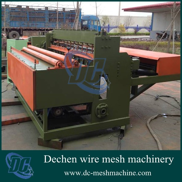 Factory Direct Hot Sale the best price welded mesh fence machine