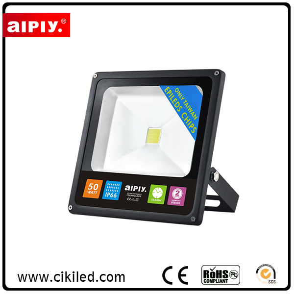 High quality CE RoHS IP65 50W r7s Led Flood Light 50W