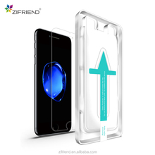 asahi 2.5d curved premium tempered glass touch screen protector for iphone 8 plus