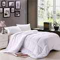 Supper soft satin silk quilt comforter for home and hotel
