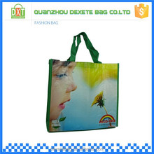 New material custom styles foldable shopping bags retail
