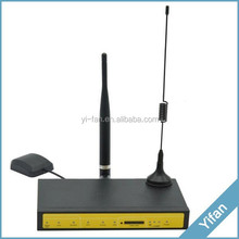 F7826 VPN good quality bus car 12V 24V 3g/4g industrial wifi wireless router with sim card slot support GPS module function