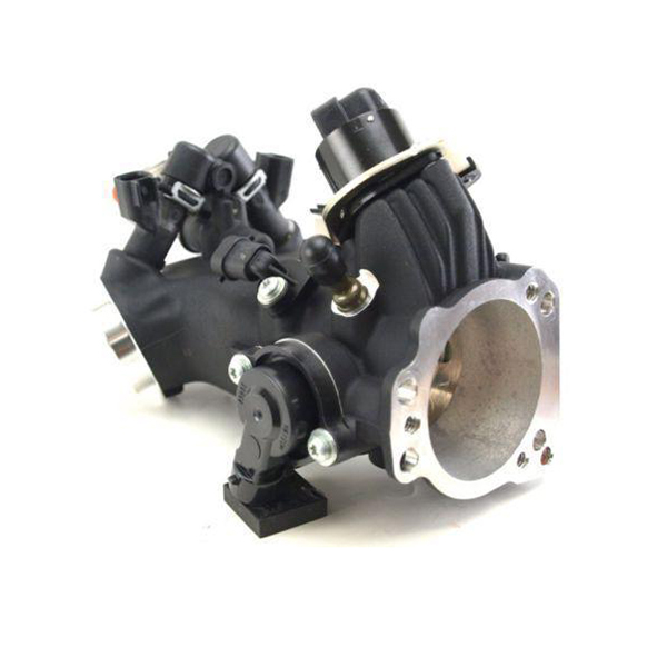Die casting and CNC parts motorcycle throttle body