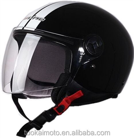 ECE half face helmet for motorcycle& scooter UTV use (TKH-505)