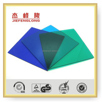 Greenhouse Materials UV Protected Plastic Sheet PC Sheet Solid