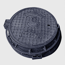 Custom Sand Casting Round Manhole Covers for Traffic Safety
