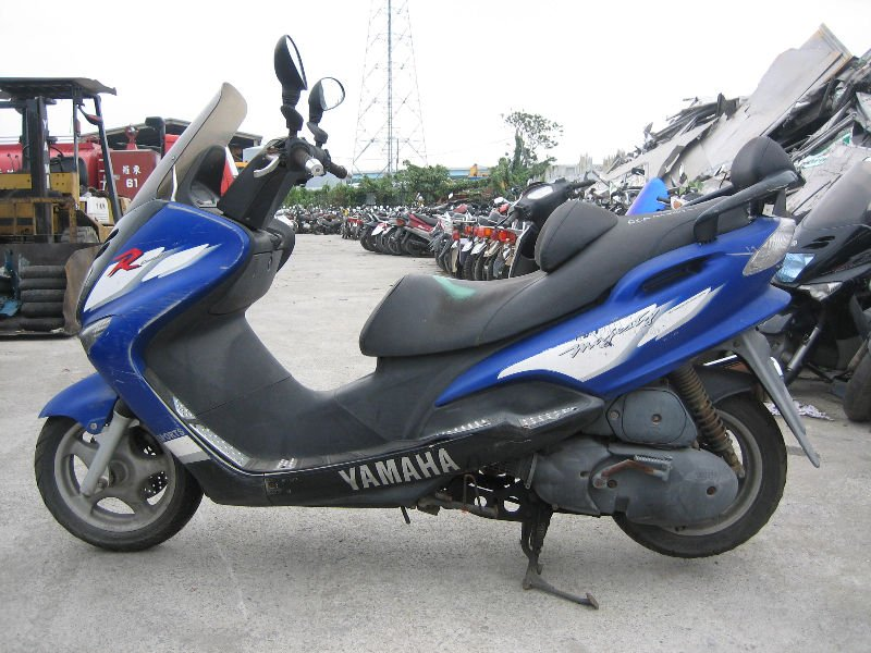 YAMAHA SCOOTER / MOTORCYCLE / VEHICLE ( MAJESTY 125CC )