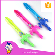 latest design light up ninja samurai toy sword for kids