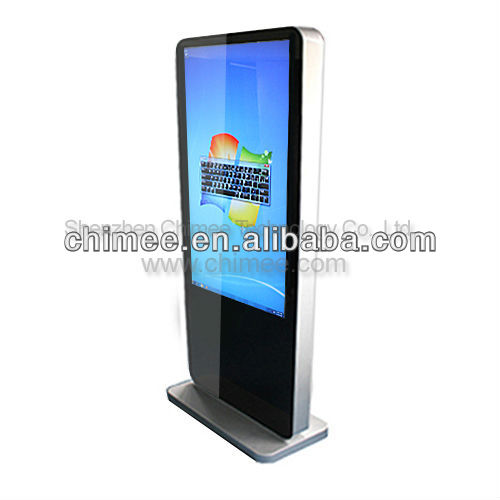 46 inch Latest Design All In One Touch PC Computer Stand(Available for D525,Intel Corei3,i5,i7)