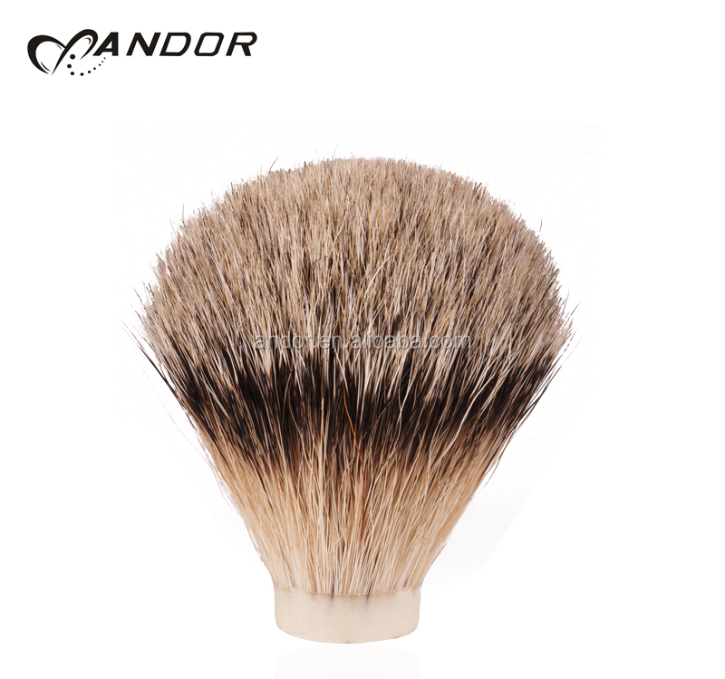 competitive price Soft synthetic badge shaving brush head