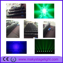 dj light rgbw 4in1 flash LED Moving Head Beam Light for wedding party feast decoration