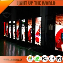 High Quality Indoor Mini P3 LED Panel 60X60 Wall Pack Letter Sign, 40 Inch 3D P3 /P4/P5 Small Standing LED Display on Sale
