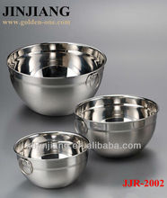 Wholesale Hanging homemake Stainless Steel mixing Bowl