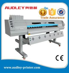Audley 1.9m Sublimation Printer for heat transfer paper with one 5113 head , Sublimation Printer price S7000-D3
