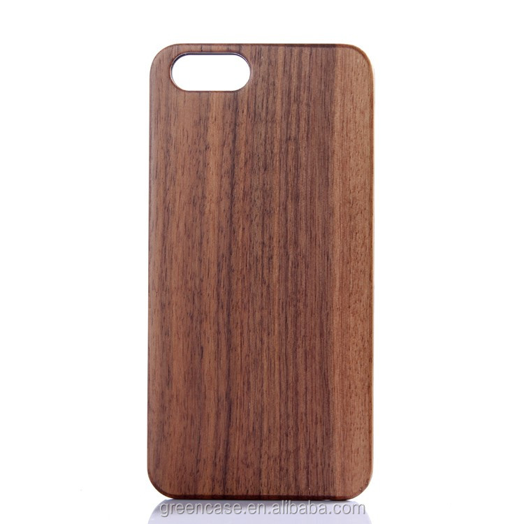 Alibaba Express Super September Purchasing Wooden PC Accessories Wooden Cell Phone case for Iphone 7