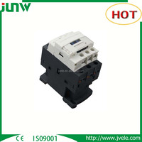 china cheap price ac/dc electromagnetic electric power types 110V 220V 380V coil 3 phase 3/4 pole 50a 80a 100a circuit contactor