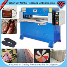 30 Tons rubber raw material cutting machine/rubber cutter machine