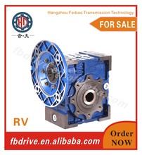 NMRV063-150 high radiating cast iron Worm gear speed reducer